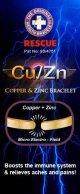 【ジェイソン・クィット監修 特別モデル】Copper/Zinc Bracelet 【銅/亜鉛 ブレスレット】